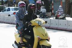 """""""Chiêm ngưỡng"""" những nữ Ninja bất đắc dĩ trong thành phố"""
