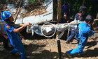 Hình ảnh khủng khiếp trong trại buôn người ở Thái Lan