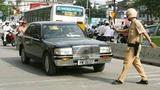 CSGT tạm giữ xe chở vật tư mà không niêm phong cửa xe