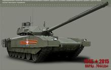Nga sẽ phô diễn dàn vũ khí tối tân ngày Chiến thắng