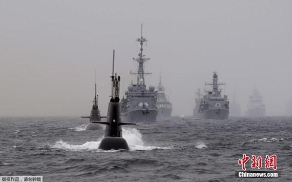 Ba đợt tập trận 'khủng' của NATO tại châu Âu