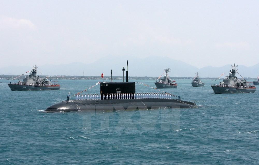 Hải quân VN chủ động huấn luyện làm chủ vũ khí hiện đại
