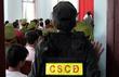 Hàng trăm cảnh sát tại phiên xử vụ truy sát kinh hoàng