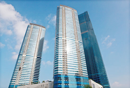 Tập đoàn Keangnam, Keangnam Landmark Hà Nội, toà nhà cao nhất việt nam, Việt Nam, Sri Lanka, Ethiopia , Algeria, Qatar Investment Authority