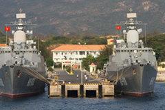 Niềm tự hào của Hải quân Việt Nam