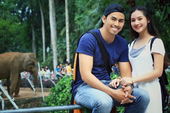 Xúc động Hoa hậu Hà Kiều Anh hát cho vợ chồng Duy Nhân