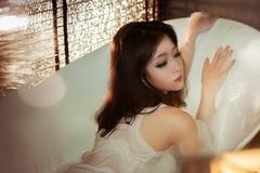 Nữ game thủ tự làm bộ ảnh body painting 'yêu nữ bọ cạp' để dự thi sắc đẹp