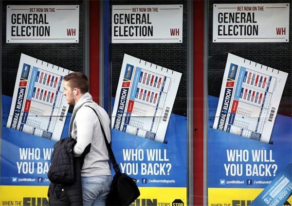 Thăm dò sau bầu cử Anh: Phe Bảo thủ thắng lớn