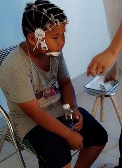 bé trai; bị bạo hành; đánh đập; Lục Ngạn; Bắc Giang
