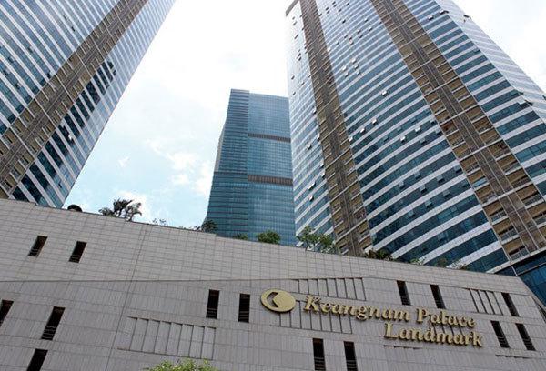 keangnam, tòa nhà, chung cư, Tập đoàn Keangnam, Keangnam Landmark Hà Nội, toà nhà cao nhất việt nam, Việt Nam, Sri Lanka, Ethiopia, Algeria,