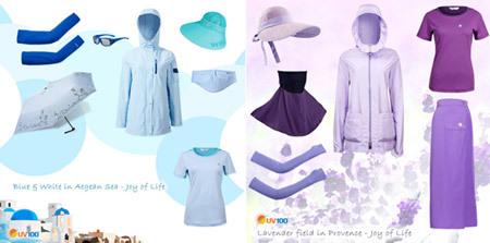 Chuyện chưa kể về chiếc áo chống nắng bạc triệu UV100