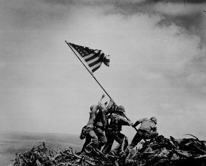"""Những bức ảnh """"không thể quên"""" về Thế chiến II - 1"""