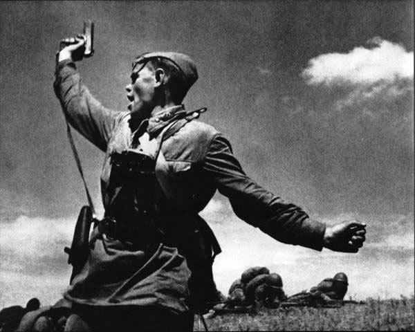 """Những bức ảnh """"không thể quên"""" về Thế chiến II - 2"""