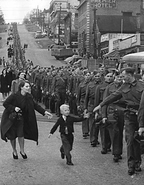 """Những bức ảnh """"không thể quên"""" về Thế chiến II - 5"""