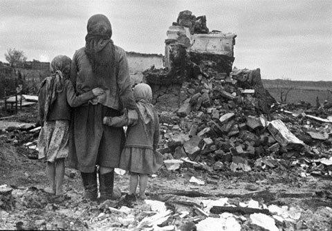 """Những bức ảnh """"không thể quên"""" về Thế chiến II - 7"""