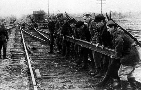 """Những bức ảnh """"không thể quên"""" về Thế chiến II - 9"""