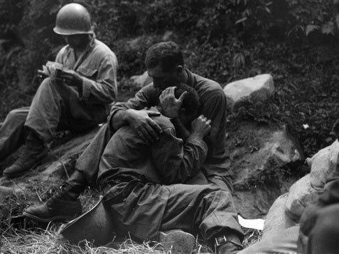 """Những bức ảnh """"không thể quên"""" về Thế chiến II - 10"""