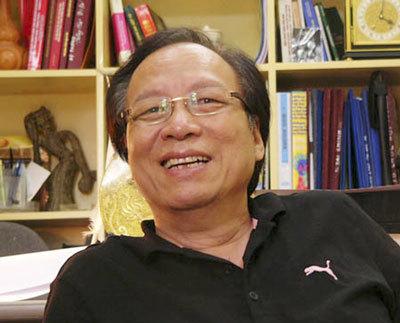 Diễn viên Đức Trung vào vai Bác Hồ như nhập thần