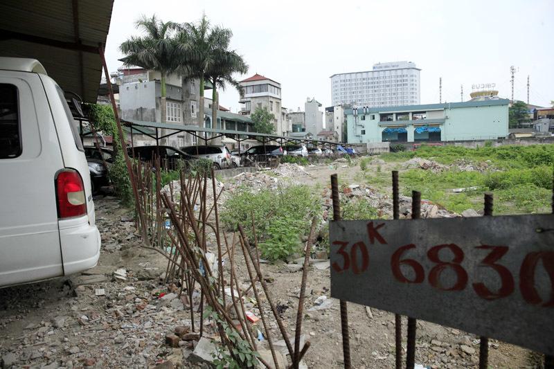 Hình ảnh bất ngờ nơi HN định làm bãi đỗ xe ngầm - 9