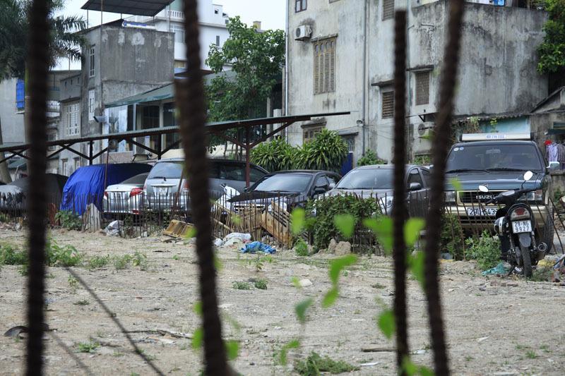 Hình ảnh bất ngờ nơi HN định làm bãi đỗ xe ngầm - 10