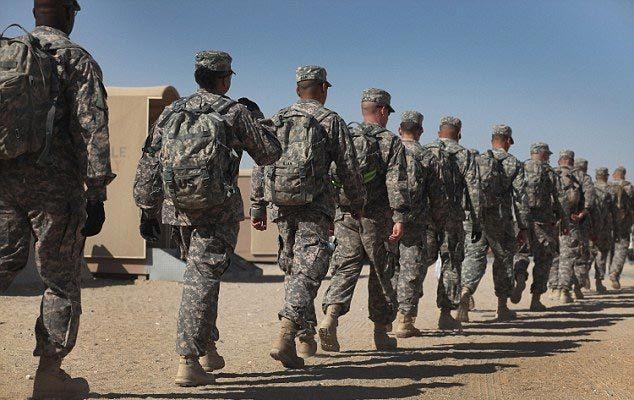quân đội Mỹ, tàng hình, quân phục, ngụy trang