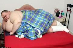Cuộc sống của người đàn ông béo nhất nước Anh