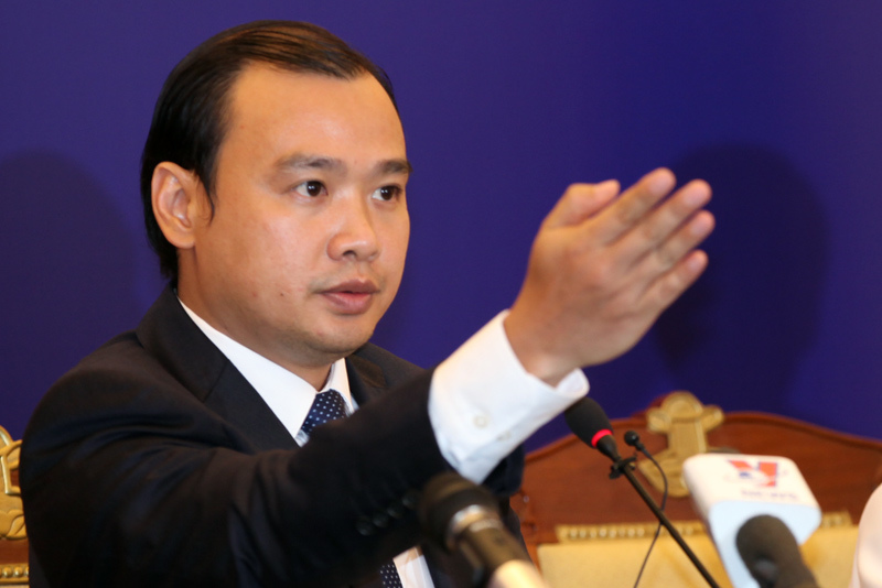 Biển Đông, chủ quyền, cải tạo đảo, Lê Hải Bình, Trung Quốc, ASEAN