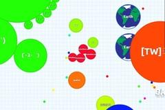 Agar.io - Phiên bản đơn giản nhưng màu mè của 'Cá lớn nuốt cá bé'