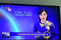 Thời sự trong ngày: MC văng tục về lỗi của VTV