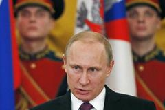 Ông Putin sa thải gần 20 tướng trước Ngày Chiến thắng?