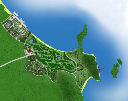 Xây resort giải trí - nghỉ đưỡng đầu tiên ở Bình Định