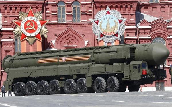 Điểm mặt các vũ khí tối tân diễu binh ở Quảng trường Đỏ