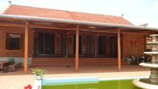 Nhà gỗ 4 tỷ của anh nông dân Đắk Lắk