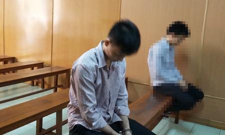 Nước mắt mẹ già vụ nghi án con trai hiếp dâm cháu nội
