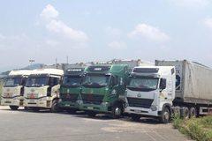 Hơn 500 xe đông lạnh ùn tắc tại cửa khẩu Lào Cai