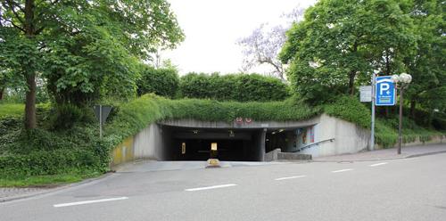 Nên 'vẽ' gì trên đất công viên định xây bãi xe ngầm?