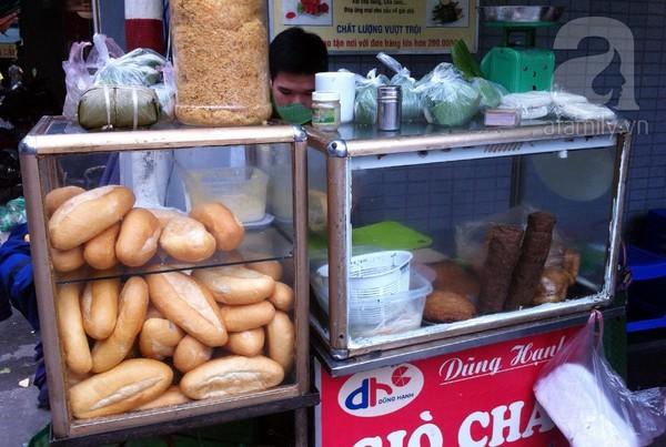 bánh mì, bánh mì Hà Nội