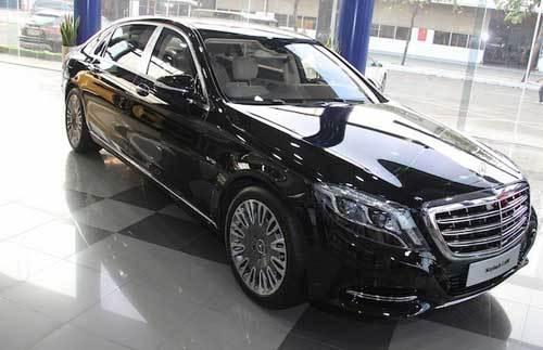 Mercedes-Maybach 10 tỷ: Đại gia Việt mua luôn 10 cái
