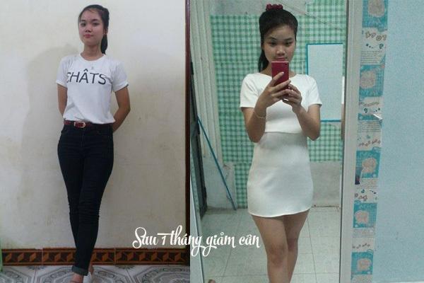 Nữ sinh viên giảm 7kg trong 1 tháng nhờ uống bột đậu