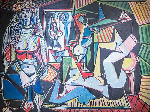 Tranh Picasso được trả giá gần 4000 tỉ