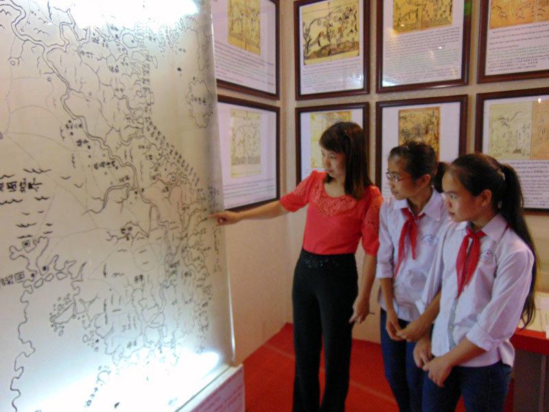 Trường Sa, Hoàng Sa, chủ quyền, Trần Đức Anh Sơn, hải quân