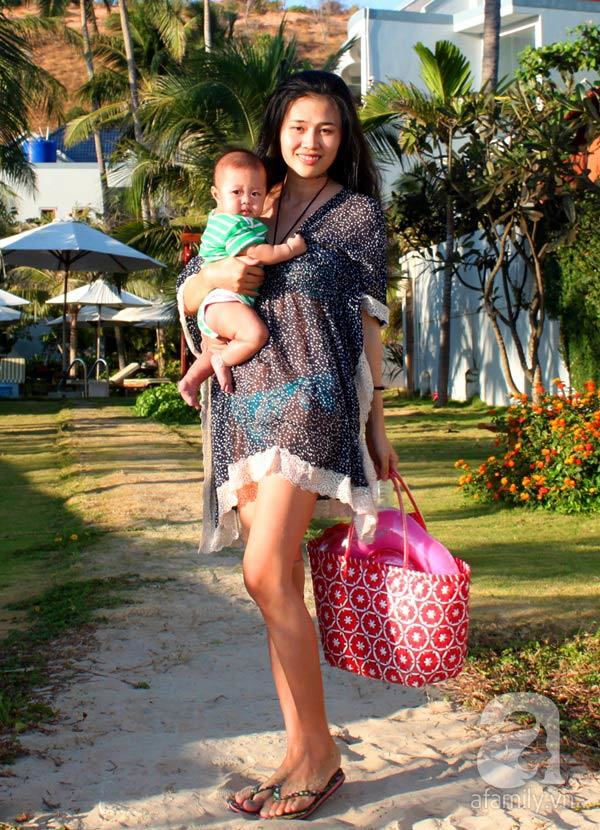 Mẹ đơn thân phản bác quan điểm phá thai của cô gái sống sót tại Nepal