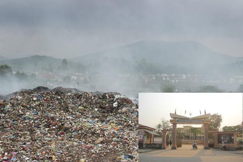 Bãi rác khổng lồ làm 'khổ người sống, quấy người chết'