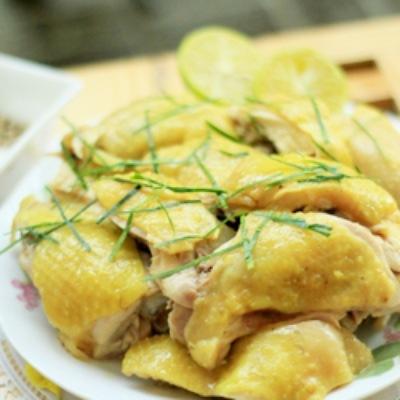 thịt gà, cá chép, món ăn