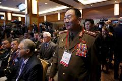 Triều Tiên xử tử Bộ trưởng quốc phòng