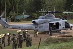 Máy bay quân sự Mỹ mất tích bí ẩn ở Nepal