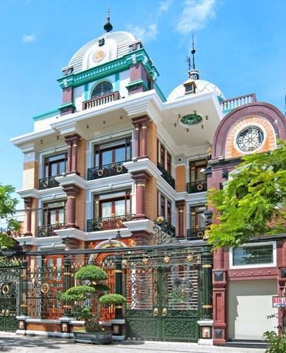 Biệt thự đẹp nhất Đà Nẵng
