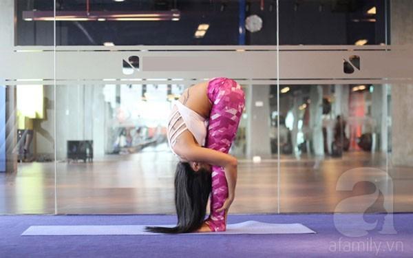 Yoga, giảm stress, tăng cường