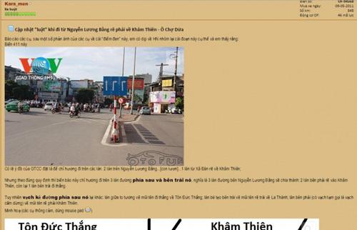 Hà Nội: Thêm một ngã tư bị nghi 'bẫy' người vi phạm