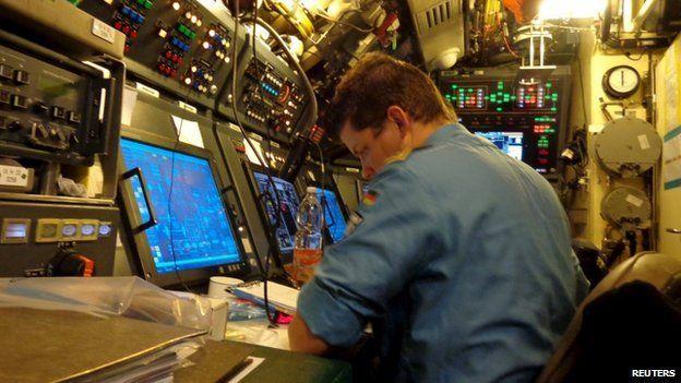Hé lộ lý do NATO săn tàu ngầm ở Biển Bắc